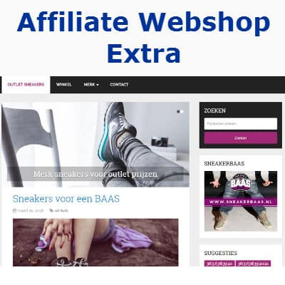 Wordpress Affiliate Website Kopen