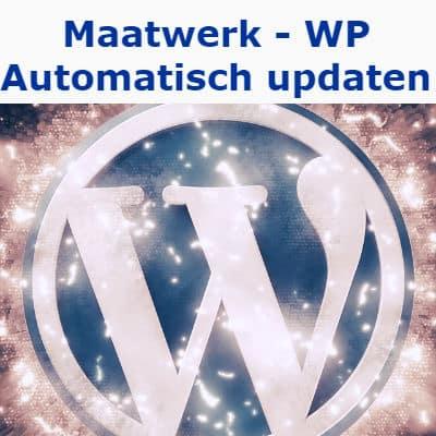 maatwerk wp updates