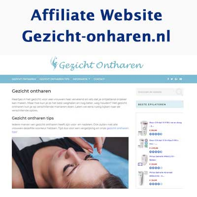 affiliate websites te koop